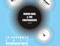 Rokko Anal & The Coathangers // Honeysweets // Rockarollics